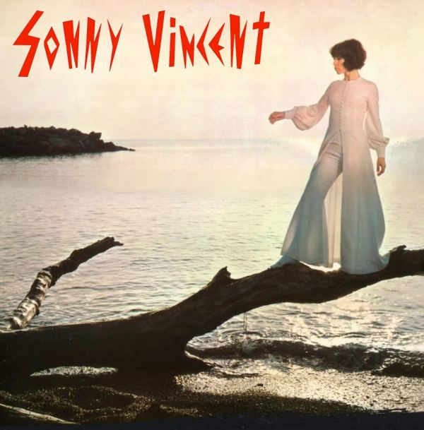 Sonny Vincent Front Cover