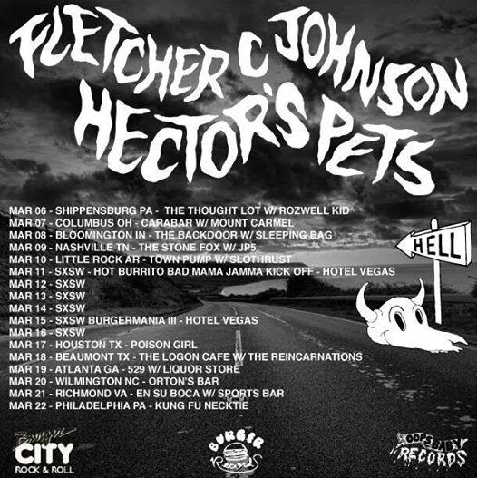pets sxsw tour